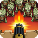 Zombie War Idle Defense Game APK MOD Unlimited Money 17 for android