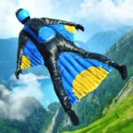 Base Jump Wingsuit Gliding APK MOD Unlimited Money 0.4 for android