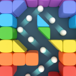 Brick Ball Blast A Free Relaxing 3D Crush Game APK MOD Unlimited Money 1.2.0 for android
