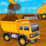 City Construction Vehicles – House Building Games APK MOD Unlimited Money 1.0.5 for android
