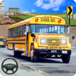 City School Bus Game 3D APK MOD Unlimited Money 1.5 for android