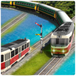 Cockpit Train Simulator APK MOD Unlimited Money 1.7 for android