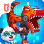 Little Panda Dinosaur Care APK MOD Unlimited Money 8.48.00.01 for android