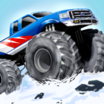 Monster Stunts — monster truck stunt racing game APK MOD Unlimited Money 5.12.58 for android