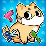 My Virtual Pet Shop Take Care of Pets Animals APK MOD Unlimited Money 1.12.7 for android