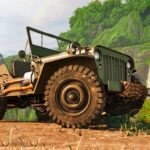 Offroad Jeep Driving Racing stunts APK MOD Unlimited Money 2.1.0 for android