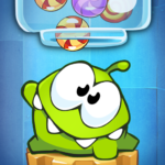 Om Nom Idle Candy Factory APK MOD Unlimited Money 0.4 for android