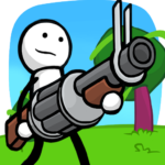 One Gun Stickman APK MOD Unlimited Money 1.96 for android