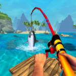 Boat Fishing Simulator Salmon Wild Fish Hunting APK MOD Unlimited Money 1.5 for android