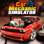 Car Mechanic Simulator APK MOD Unlimited Money 1.3.10 for android