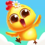 Chicken Splash 2 – Collect Eggs Feed Babies APK MOD Unlimited Money 9.0.0 for android