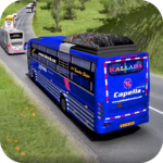 Coach Bus Racing Simulator 2020 Top Bus Games APK MOD Unlimited Money 1.0 for android