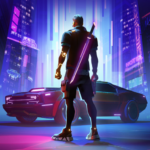 Cyberika Action Cyberpunk RPG APK MOD Unlimited Money 0.9.2-rc139 for android