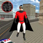 Flying SuperHero Rope Vegas Rescue APK MOD Unlimited Money 2.3 for android