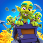 Gold and Goblins Idle Miner APK MOD Unlimited Money 1.1.1 for android