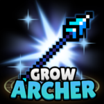 Grow ArcherMaster – Idle Action Rpg APK MOD Unlimited Money 1.1.0 for android