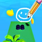 Idle Draw Earth APK MOD Unlimited Money 0.1.7 for android