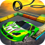 Impossible Stunt Car Tracks 3D APK MOD Unlimited Money 1.6 for android