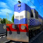 Indian Police Train Simulator APK MOD Unlimited Money 1.4 for android