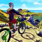 MX Offroad Mountain Bike APK MOD Unlimited Money 1.1 for android