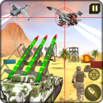 Military Missile LauncherSky Jet Warfare APK MOD Unlimited Money 1.0.7 for android