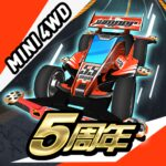 Mini Legend – Mini 4WD Simulation Racing Game APK MOD Unlimited Money 2.4.4 for android