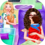 Newborn Care Game Pregnant games Mommy in Hospital APK MOD Unlimited Money 11.0.0 for android