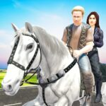 Offroad Horse Taxi Driver Passenger Transport APK MOD Unlimited Money 2.0.154 for android