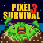 Pixel Survival Game 3 APK MOD Unlimited Money 1.19 for android
