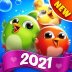 Puzzle Wings match 3 games APK MOD Unlimited Money 2.0.9 for android