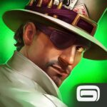 Six-Guns Gang Showdown APK MOD Unlimited Money 2.9.6a for android