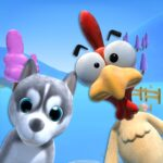 Talking Puppy And Chick APK MOD Unlimited Money 1.30 for android