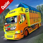 Truck Canter Simulator Indonesia 2021 – Anti Gosip APK MOD Unlimited Money 1.1 for android