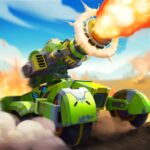 War Wheels APK MOD Unlimited Money 1.0.29 for android