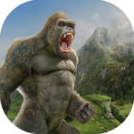 Wild Gorilla Ring FightingWild Animal Fight APK MOD Unlimited Money 0.3 for android