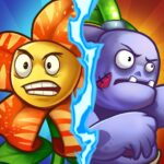 Zombie Defense – Plants War – Merge idle games APK MOD Unlimited Money 0.0.9 for android