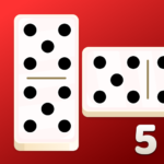 All Fives Dominoes – Classic Domino Free Games APK MOD Unlimited Money 1.107 for android