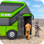 Army Bus Driver US Military Coach Simulator 3D APK MOD Unlimited Money 0.1 for android