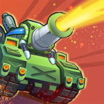 Clash Of Tanks APK MOD Unlimited Money 1.4.1 for android