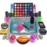 DIY Makeup Slime Maker Super Slime Simulations APK MOD Unlimited Money 1.0.18 for android