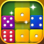 Dice MergeMatchingdomPuzzle APK MOD Unlimited Money 0.0.4 for android