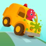 Dinosaur Car – Truck Games for kids APK MOD Unlimited Money 1.1.3 for android