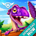 Dinosaur Park Primeval Zoo APK MOD Unlimited Money 0.2.13 for android