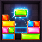 Dropdom – Jewel Blast APK MOD Unlimited Money 1.2.7 for android