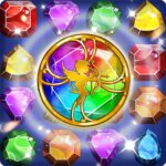 Grand Jewel Castle Graceful Match 3 Puzzle APK MOD Unlimited Money 1.2.5 for android