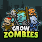 Grow Zombie inc – Merge Zombies APK MOD Unlimited Money 36.3.3 for android