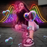 Instasquare Photo Editor: Drip Art, Neon Line Art APK (MOD, Unlimited Money) 2.5.0.9 for android