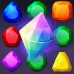 Jewel Quest – Magic Match APK MOD Unlimited Money 1.09 for android