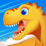 Jurassic Rescue – Dinosaur Games in Jurassic APK MOD Unlimited Money 1.1.4 for android
