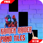 Kamean Rieder Piano Tiles APK MOD Unlimited Money 1.0.15 for android